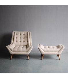 ELLE 比利時亞麻沙發椅 - Mountain Living 家具