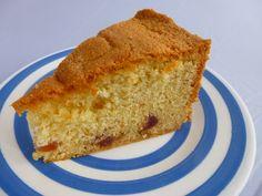 Mary Berry's English cherry cake