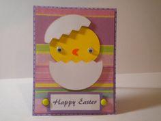Cricut Cards Ideas | Creative Cricut Designs & More....: Happy Easter Card