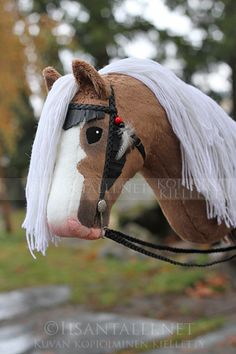 Iisa lagets blogg Stick Horses, Horse Camp, Horse Crafts, Hobby Horse, Pony Party, Horse Photos, Sewing Crafts, Anna, Animals