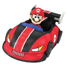 K'Nex Mario Kart Wii Motorized Kart Building Set [Mario]