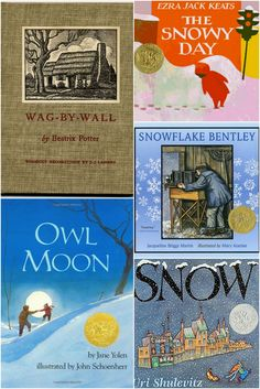 The First Day of Winter: Five Frosty Reads for a Celebration of Snow