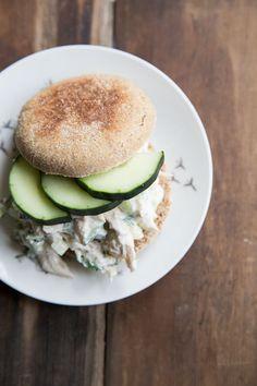 Tzatziki Chicken Salad Recipe
