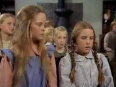 Little House On The Prairie | Little House on the Prairie - Nellie Oleson demonstrates talking ...