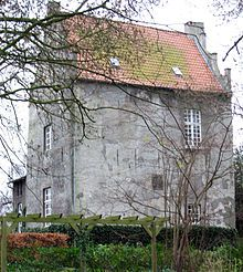 The Harderwykenburg is one of the oldest extant castles of East Frisia. It was built in the style of a medieval stone house soon after 1450 in Leer, Lower Saxony, Germany.