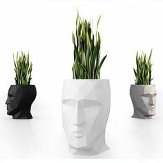 Vondom Adan Flower Pot | Vondom