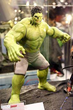 Thanos e os Vingadores da Era de Ultron da Hot Toys na Toy Soul ~ Universo Marvel 616