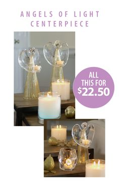 Host a PartyLite party and enjoy these heaven-sent additions to your home decor. Contact your Consultant today!