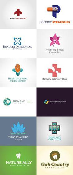 grafiker.de - Logo-Inspiration: Gesundheit und Medizin