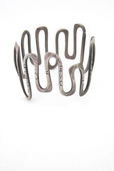 Christian Schmidt hidden closure bracelet #bracelet