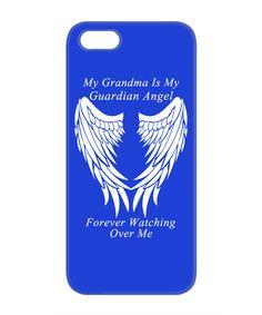 Grandma Guardian Angel Phone Case