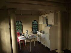 Lilliput Play Homes Custom Childrenu0027s Playhouses Blog: Custom Playhouses  Interior