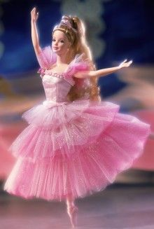 Barbie® Doll as Flower Ballerina™ from the Nutcracker Children's Barbie Dolls - View Fairytale Dolls, Princess Dolls & Ballerina Dolls | Barbie Collector