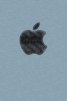 Wallpaper for iPhone Apple Apple Logo Wallpaper Iphone, Apple Wallpaper, Backgrounds For Your Phone, Iphone 8, Ipad Background, Blue Wallpapers, Apples, Logos, Google