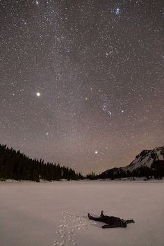 1. Jupiter lighting up the winter sky, Jefferson Park, Oregon, 1/4/2014 2. Jason Domogalla, @jomogalla 3.http://fieldguidetobir...
