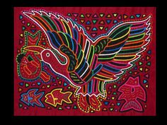 colombian art | Multicultural Arts for Kids: Molas - Art for kids