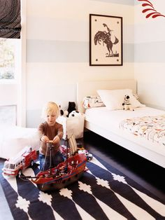 Decorating Boys Rooms and Nurseries