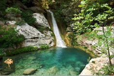 Extra Virgin Winter Greek Destinations: Neda River, Messinia. A breathtaking landscape made exclusively by the hand nature and time, just like Organic Pure Hellenic Extra Virgin Olive Oil: Pure astonishing, Pure Unique, every time you discover it.