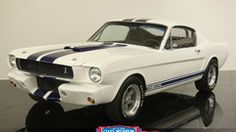 1965 Ford Mustang GT350R Spec Replica