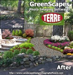 Landscape Design Imaging Software Imagingsoftware On Pinterest