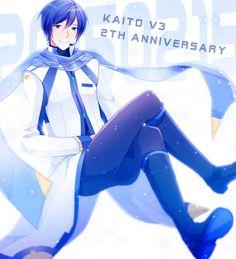 VOCALOID- KAITO V3 Anniversary