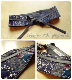 Secret Obsession - Ceinture obi - His Secret Obsession.Earn Commissions On Front And Backend Sales Promoting His Secret Obsession - The Highest Converting Offer In It's Class That is Taking The Women's Market By Storm Fashion Belts, Kimono Fashion, Sewing Clothes, Diy Clothes, Cinto Obi, Diy Belts, Diy Accessoires, Obi Belt, Couture Sewing