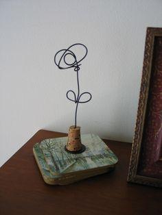 Wire Flower Bud