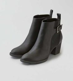AEO Stretch Heeled Bootie - Free Shipping