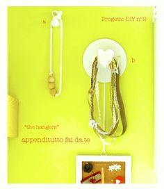 Hangers DIY fai da te!