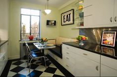 Кухонный уголок в интерьере: 55 идей | IVOREE
