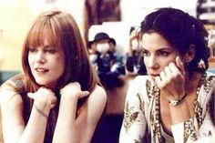 Nicole Kidman and Sandra Bullock