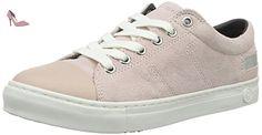 Tommy Hilfiger J1285eanne 1b, Sneakers Basses Femme, Rose (Dusty Rose 502), 36 EU - Chaussures tommy hilfiger (*Partner-Link)