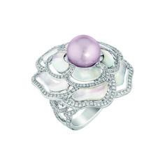 Anillo de la colección Les Perles de Chanel