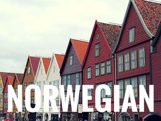 Free Norwegian tutorial, vocabulary and grammar lessons plus audio. Learn Norwegian online for free.