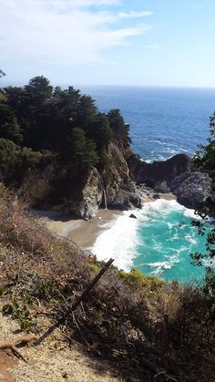 The California Coast: Just don't eat from that tree in the middle. | Stories of Our Boys