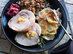 Pork Loin Roast with