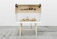 Wonder Cabinets by Pauline Deltour