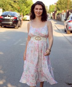 Summer Dresses, Floral, Shopping, Fashion, Outfits, Moda, Summer Sundresses, Fashion Styles, Flowers