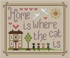 Busy Lizzie Crafts > Little Dove Designs > House & Home