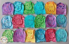 Tutoriel : l'hippopotame petit Noun
