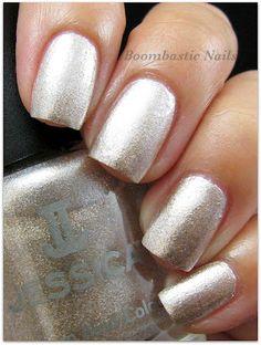 Boombastic Nails: Jessica Cosmetics Champagne Bubbles
