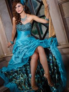My prom dress!!!! I love it!!!!! :D