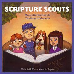 Melanie Hoffman/Marvin Payne - Scripture Scouts: Musical Adventures In The Book