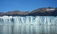 El Calafate, provincia de Santa Cruz, Argentina | Mar 2016  Glaciar Sur. Glaciar Perito Moreno