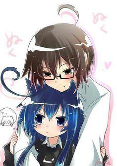 Tsumiki and Io.