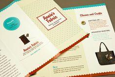 Fabric Shop Brochure   Flickr - Photo Sharing!