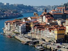 Portugal's second city Porto is full of charm, dazzling visitors with its collection of cultural attractions, traditional cuisines and tempting… Source: 13 Best Things to do in Porto, Portugal Stuff To Do, Things To Do, Cities In Europe, Weekend Breaks, Take Me Home, Just Go, Rome, New York Skyline, Travel Destinations