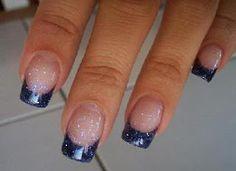 manicura francesa my style pinterest manicura francesa manicuras y franceses - Manicura Francesa Facil