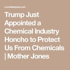 """Beck's role in assessing the EPA's characterization of a highly toxic class of chemicals, PBDEs, which were widely used as flame retardants in furniture. The report found that Beck attempted to edit an EPA statement on PBDEs in ways that """"appear to enhance uncertainty or reduce profile of the [harmful] effect being discussed."""" The report called one of her edits """"very disturbing because it represents a substantial editorial change regarding how to characterize the science."""""""