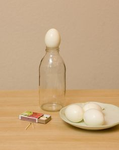 Fifth Grade Physical Science Activities: The Incredible Flexible Egg Experiment